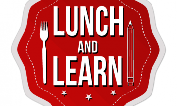 Lunch and Learn Emblem
